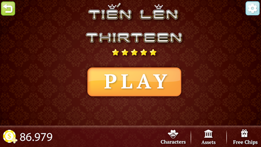 Tien Len - Thirteen  gameplay | by HackJr.Pw 1