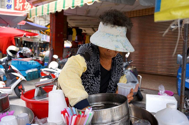 豐原古早味飲料攤,橫街阿嬤紅茶攤-3