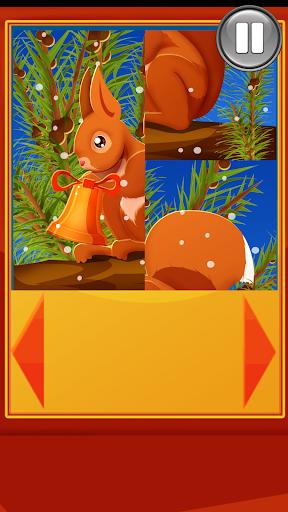 Xmas Slide Puzzle