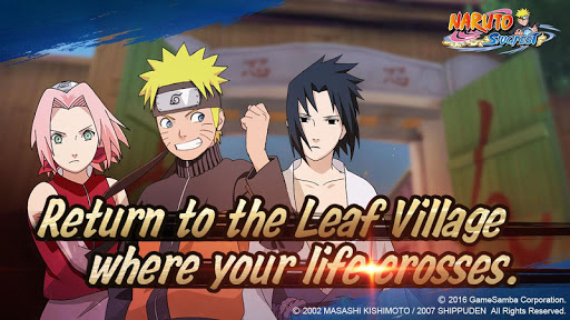 Naruto: Slugfest screenshot 1