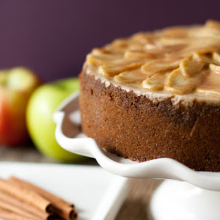 Apple Cinnamon Cheesecake.