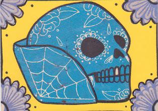 Photo: Wenchkin's Mail Art 366 - Day 259 - Card 259a