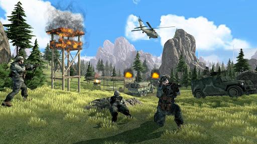 Free Survival Fire Battlegrounds: Fire FPS Game  screenshots 11