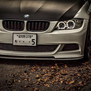 3シリーズ セダン  E90 325i Mスポーツのカスタム事例画像 BMWヒロD28さんの2020年10月18日23:38の投稿