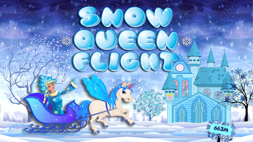 Snow Queen Flight 1.9 screenshots 1