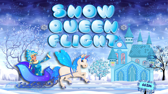Snow Queen Flight - náhled