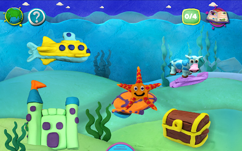 PLAY-DOH: Seek and Squish- screenshot thumbnail