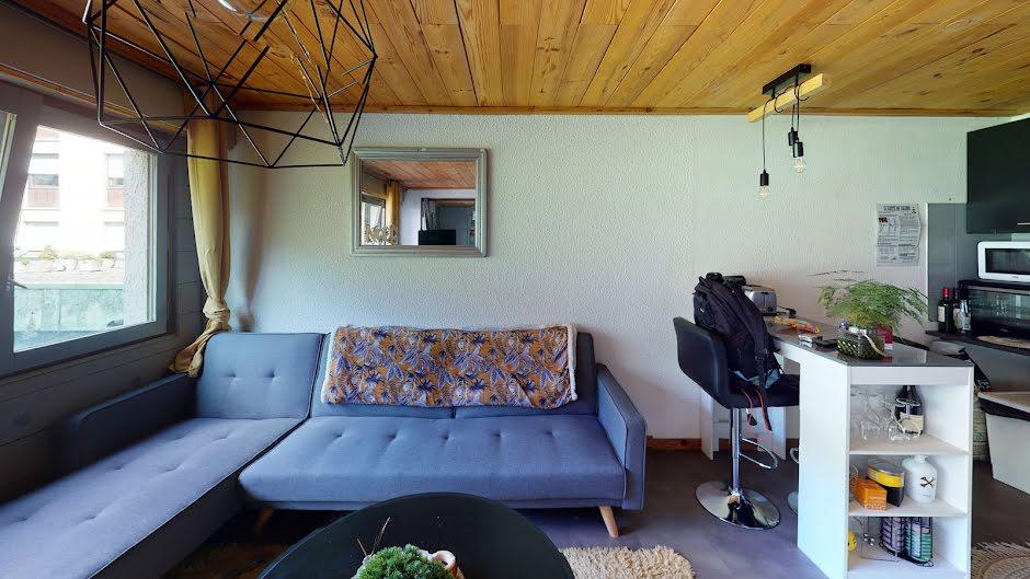 Vente appartement 2 pièces 38.56 m² à Bourg-Saint-Maurice (73700), 150 000 €