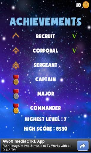Astro Jump screenshot 3