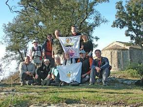 Photo: NUMERO 008 SANT SADURNI DE GALLIFA (942 m) 24-02-08