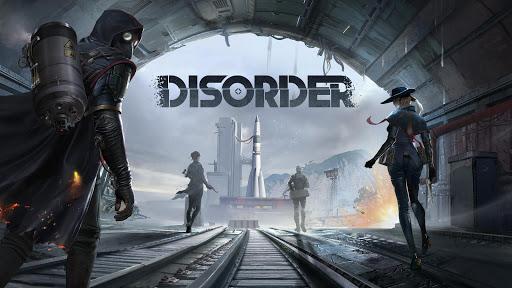 Disorder captures d'u00e9cran 1