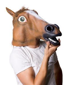 Mask, Häst