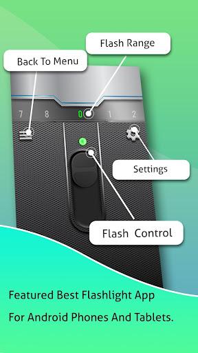 Flashlight on Clap 5.1 screenshots 9