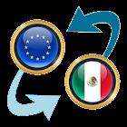 EUR x MXN icon