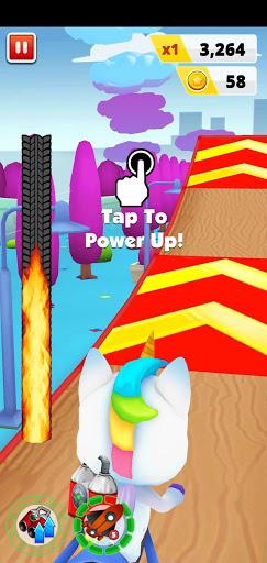 Unicorn Runner 2. Magical Running Adventure 1.0.0 screenshots 2