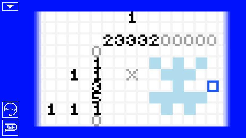 Picross Pushers- screenshot