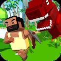 Jurassic Island Survival Sim icon