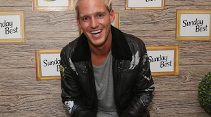 Jamie Laing got 'high' on crime show