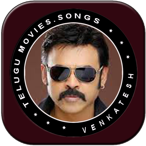 Venkatesh Videos-Songs,Movies,Telugu – Applications sur