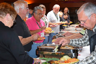 Photo: El Pinto Restaurant serving line