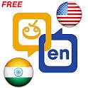 Telugu English Translator icon