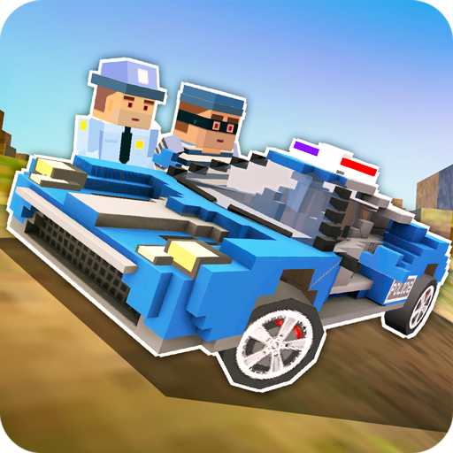 Mr. Blocky City Police Craft (game)
