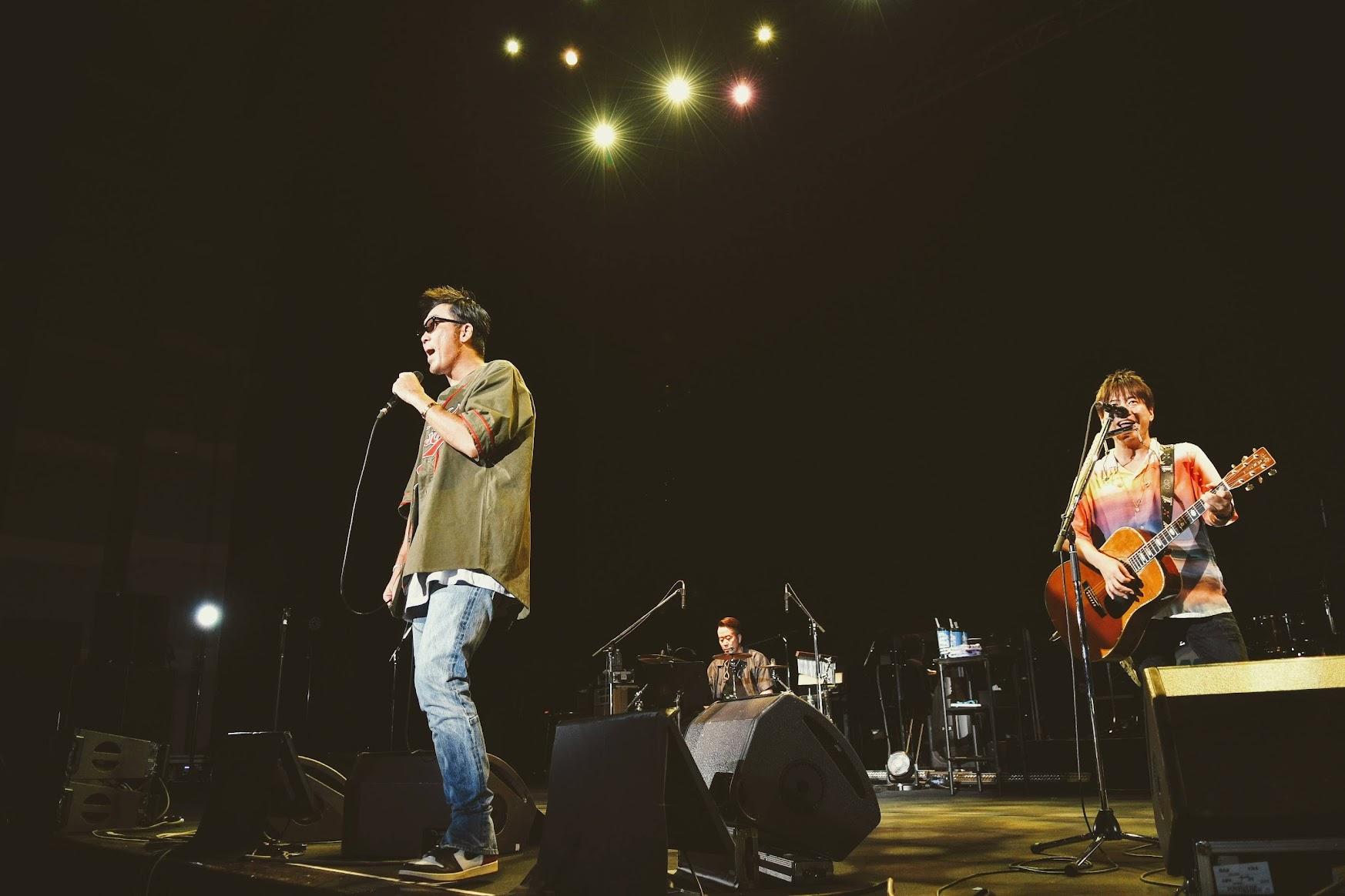 【迷迷現場】 詳細報導 可苦可樂 20週年演唱會最終場在台北 主唱自稱安室奈美惠?!(上)