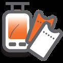 SMS Cestovný lístok icon
