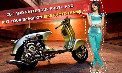 Bike Photo Editor : Bike Photo Frame - náhled