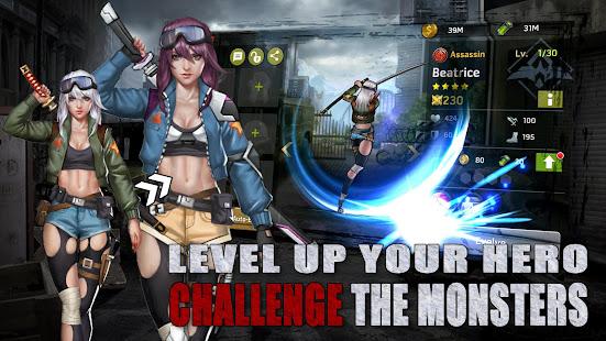 Zombie Strike : The Last War of Idle Battle (SRPG) 3