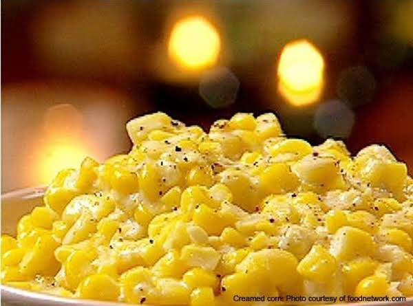 My Thanksgiving Cream Cheese Corn Recipe