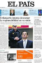 Photo: Urdangarin reconoce que desobedeció la orden del Rey; Siria vota entre bombardeos y las FARC renuncian al secuestro y prometen liberar a diez rehentes, en la portada del lunes 27 de febrero http://srv00.epimg.net/pdf/elpais/1aPagina/2012/02/ep-20120227.pdf