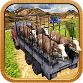 Farm Animal Transporter Truck Simulator 2017