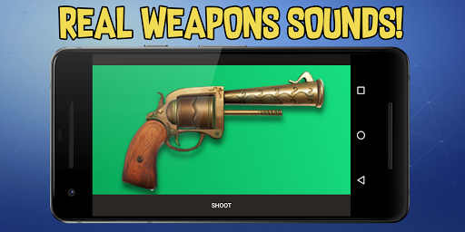 Weapons Simulator for Fortnite for PC