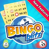 Bingo Blitz: Free Bingo Rooms & Slot Machine Games