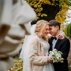 Wedding photographer Irina Minina (Imya). Photo of 18.11.2016