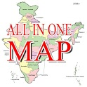 INDIA MAPS ALL IN ONE icon