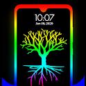 Edge Lighting - Borderlight Live Wallpaper icon