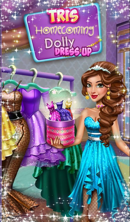 Dress up Game: Tris Homecoming- screenshot