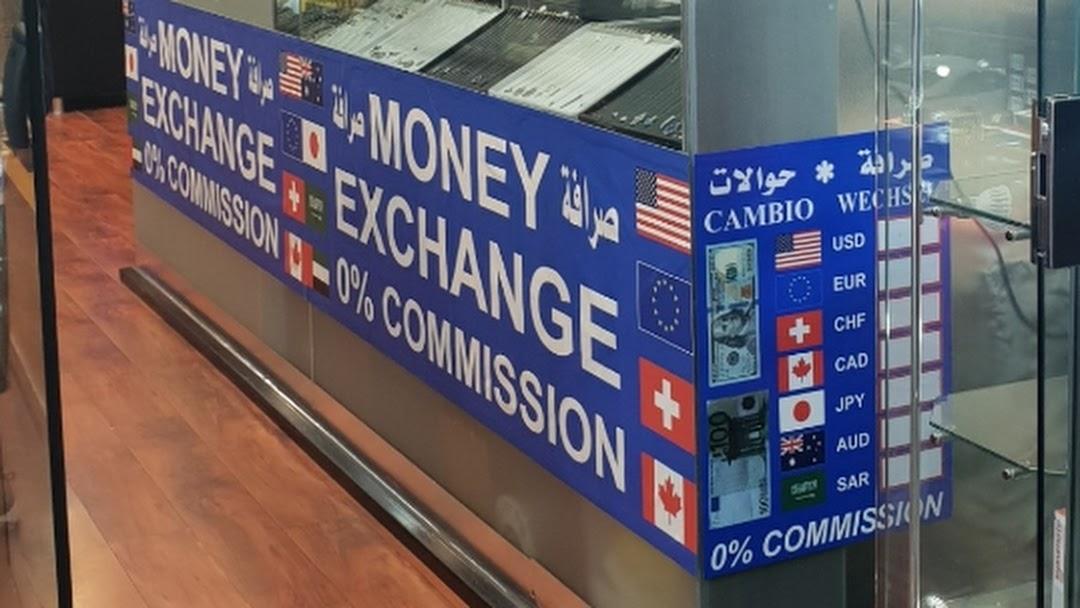 Money Exchange Bureau De Change Currency Exchange Service