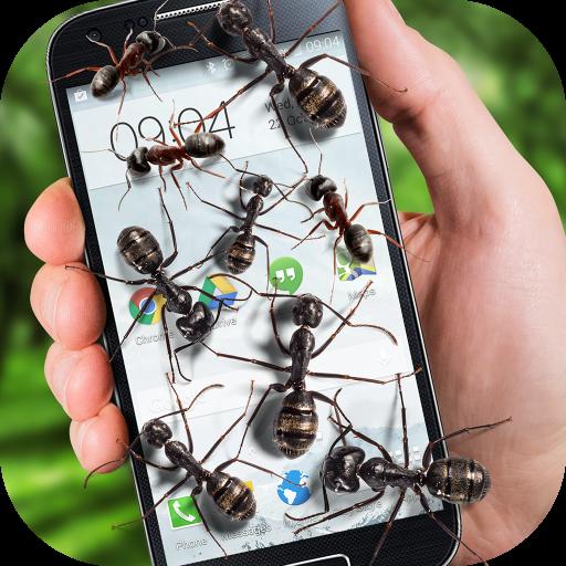 在屏幕上的蚂蚁好笑的笑话 娛樂 App LOGO-硬是要APP