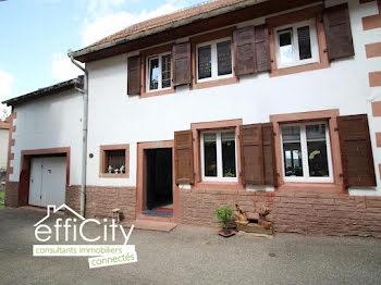 maison à Grendelbruch (67)