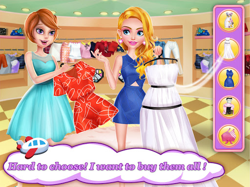 Super Fashion Girl: Travel The World u2764Girl Dressup 1.0 screenshots 7