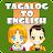 Tagalog to English 4 Kids Icône