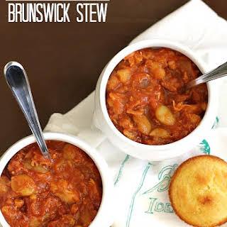 Slow Cooker Brunswick Stew.