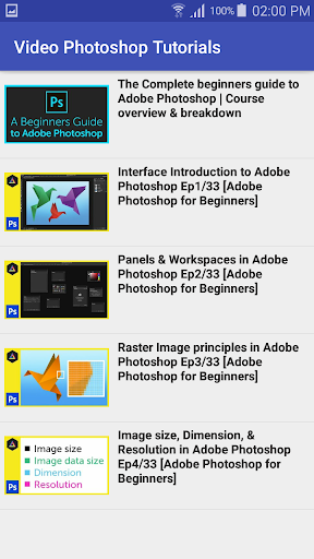 Learn Photoshop CS6 Step By Step 1.4.2 screenshots 6