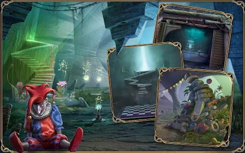 Dreamscapes Mod Apk: Nightmare's Heir 5