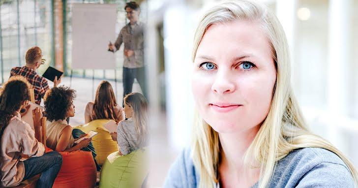 Studieförbundet Vuxenskolan gör arbetsmaterial av Nytt jobb i nytt land