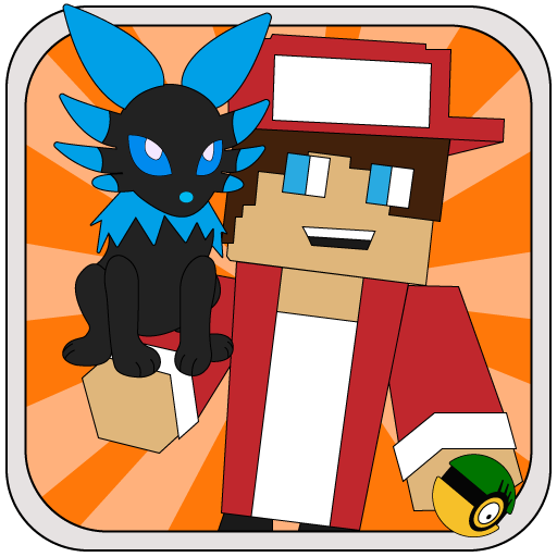 Pixelmon Craft Go: Trainer Battle