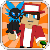 Pixelmon Craft Go: Trainer Battle